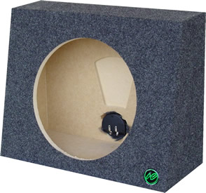 Audio Enhancers CSP12 Enclosure