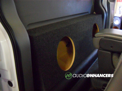 Fst240 Ford And Dodge Speaker And Subwoofer Boxes And