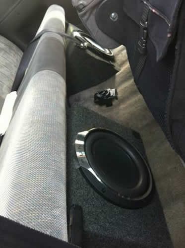 Dx60 Dodage Ram Speaker And Subwoofer Boxes And Enclosures