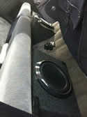 Dodge RAM Subwoofer Box