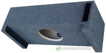MMC170P - Ford Mustang Speaker and Subwoofer Boxes and