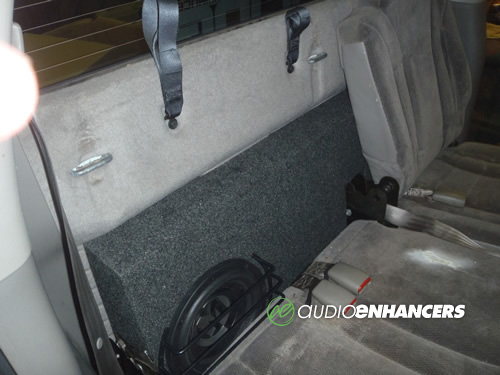 Ddq120 Dodge Dakota Speaker And Subwoofer Boxes And