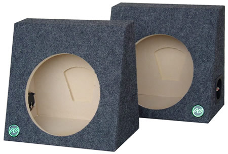 Vehicle Specific Subwoofers Boxes at Sonic Electronix
