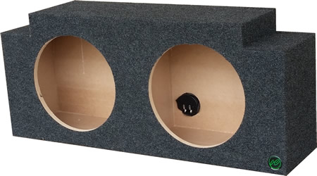 TANG190 - Ford Mustang Speaker and Subwoofer Boxes and Enclosures