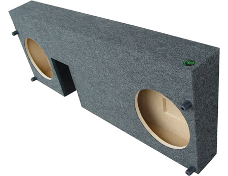 TOY180 - Toyota Tundra Speaker and Subwoofer Boxes and Enclosures