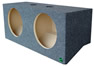 TANG210 Ford Mustang Speaker and Subwoofer Boxes and Enclosures